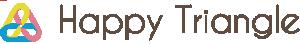 ロゴ - ハッピートライアングル